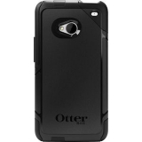 HTC One Commuter Series OtterBox Case - Black