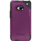 HTC One Commuter Series OtterBox Case - Lilac