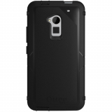 HTC One Max Defender Series OtterBox Case - Black