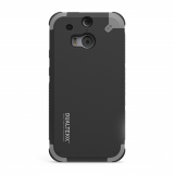 HTC One 2/M8 PureGear DualTek Case - Black