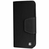 HTC Desire 510 Beyond Cell Infolio Case - Black/Black
