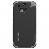 HTC ONE M9 PureGear DualTek Case - Matte Black