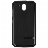 HTC Desire 526 BodyGlove Satin Series Case - Black