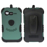 HTC Incredible 2 Trident Kraken AMS Series Case - Dark Green