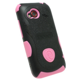 HTC Incredible 4G Trident Aegis Series Case - Pink
