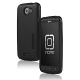 HTC One X Incipio Silicrylic Case - Black