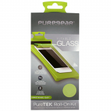 HTC ONE M9 PureGear PureTek Retail Ready Roll On Screen Protector - Flexible Glass