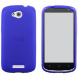 HTC One VX TPU Shield - Blue