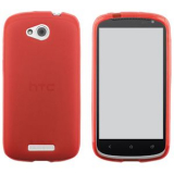 HTC One VX TPU Shield - Red