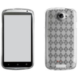 HTC One S TPU Shield - Clear