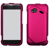 HTC Incredible 4G Snap On Shield - Rose Pink