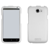 HTC One X Snap On Shield - White