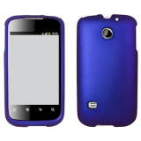 Huawei Ascend II Snap On Shield - Blue