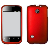 Huawei Ascend II Snap On Shield - Red