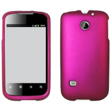 Huawei Ascend II Snap On Shield - Rose Pink