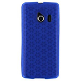 Huawei Ascend Y TPU Shield - Blue