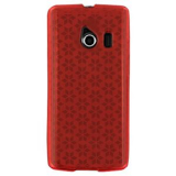 Huawei Ascend Y TPU Shield - Red