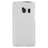 Huawei Ascend Y Snap On Shield - White