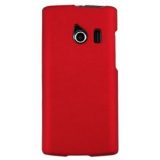 Huawei Ascend Y Snap On Shield - Red