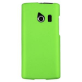 Huawei Ascend Y Snap On Shield - Lime Green