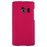 Huawei Ascend Y Snap On Shield - Rose Pink