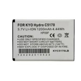 KYOCERA HYDRO/RISE 1200mAh Standard Replacement Battery