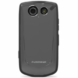 Kyocera Brigadier PureGear Slim Shell Case - Clear/Black