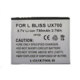 LG Bliss/Mystique Standard Replacement Battery