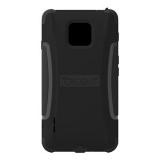 LG Optimus F7 Trident Aegis Series Case - Black