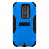 LG G2 Trident Aegis Series Case - Blue