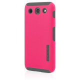 LG Optimus G Pro Incipio DualPro Case - Pink/Gray