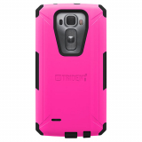LG G Flex 2 Trident Aegis Series Case - Hot Pink/Black