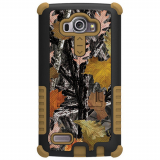 LG G4 Beyond Cell Tri Shield Case - Hunter Camo