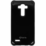LG G4 TekYa Capella Series Case - Black/Black