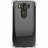 LG V10 Ballistic Jewel Series Case - Clear