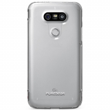 LG G5 PureGear Slim Shell Pro Series Case - Clear/Clear