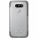 LG G5 PureGear Slim Shell Pro Series Case - Clear/Light Gray