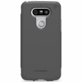 LG G5 PureGear DualTek Pro Series Case - Black/Clear