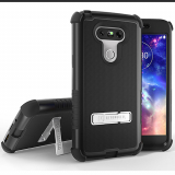 LG G5 Beyond Cell Tri Shield Case - Black/Black