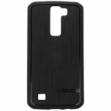 LG K8 Body Glove Satin Series Case - Black *USC ONLY*
