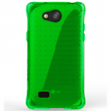 LG Classic Ballistic Jewel Series Case - Neon Green