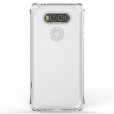 LG V20 Ballistic Jewel Series Case - Clear