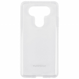 LG V20 PureGear Slim Shell Case - Clear/Clear
