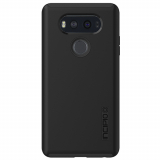 LG V20 Incipio DualPro Series Case - Black/Black
