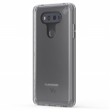LG V20 PureGear Slim Shell Pro Series Case - Clear/Clear