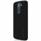 LG K8 Incipio DualPro Series Case - Black/Black
