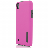 LG X Power Incipio DualPro Series Case - Pink/Gray