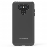 LG G6 PureGear Slim Shell Case - Clear/Clear