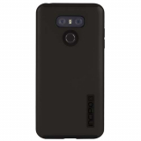 LG G6 Incipio DualPro Series Case - Black/Black