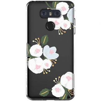 LG G6 Incipio Design Glam Series Case - Cool Blossom